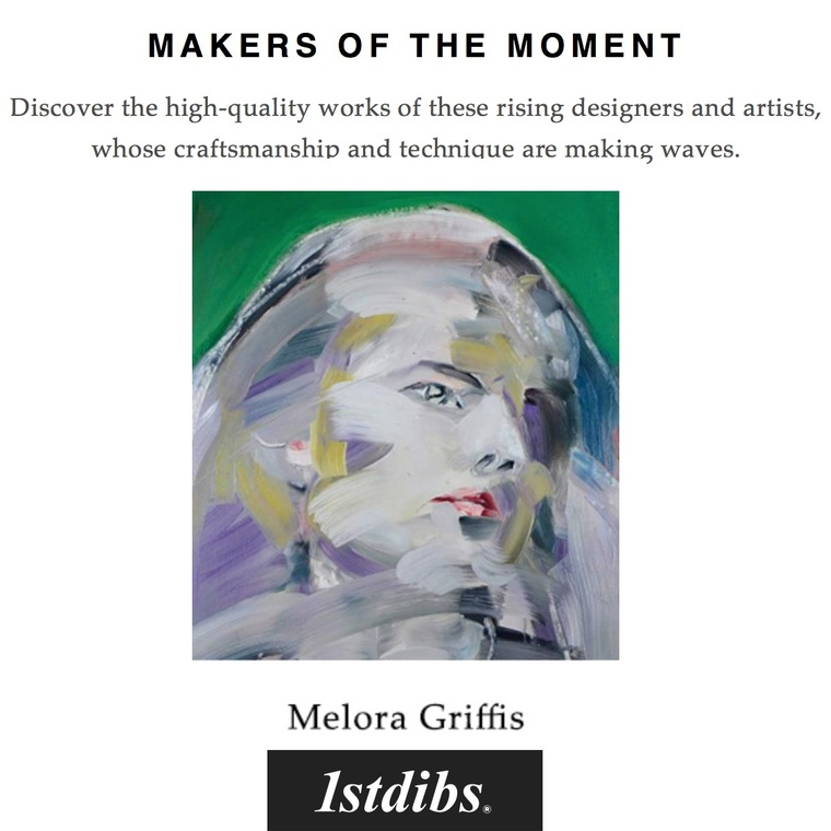 Melora Griffis: 1stdibs' Maker of the Moment
