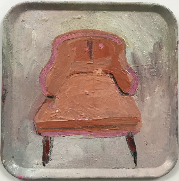 Melora Griffis, her seat, 2018